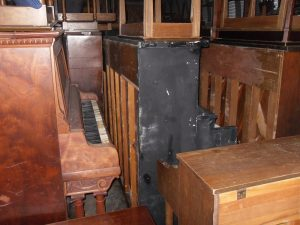 pianoshed