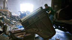 Death of the piano